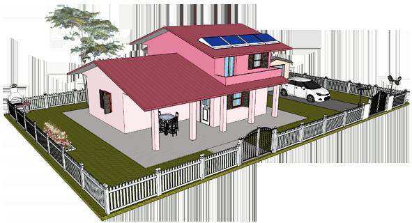 Prezzi ristrutturazione casa rinnova il tuo appartamento for Casa su due piani progetto
