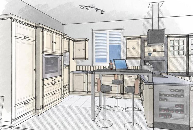 Stunning costi ristrutturazione cucina contemporary - Ristrutturazione casa costi ...